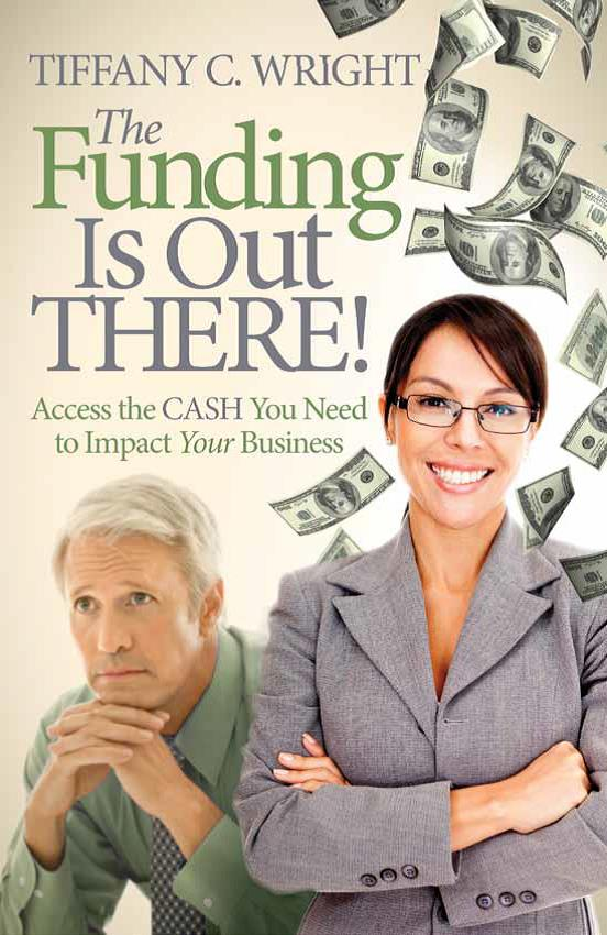 The Funding Is Out There! book cover